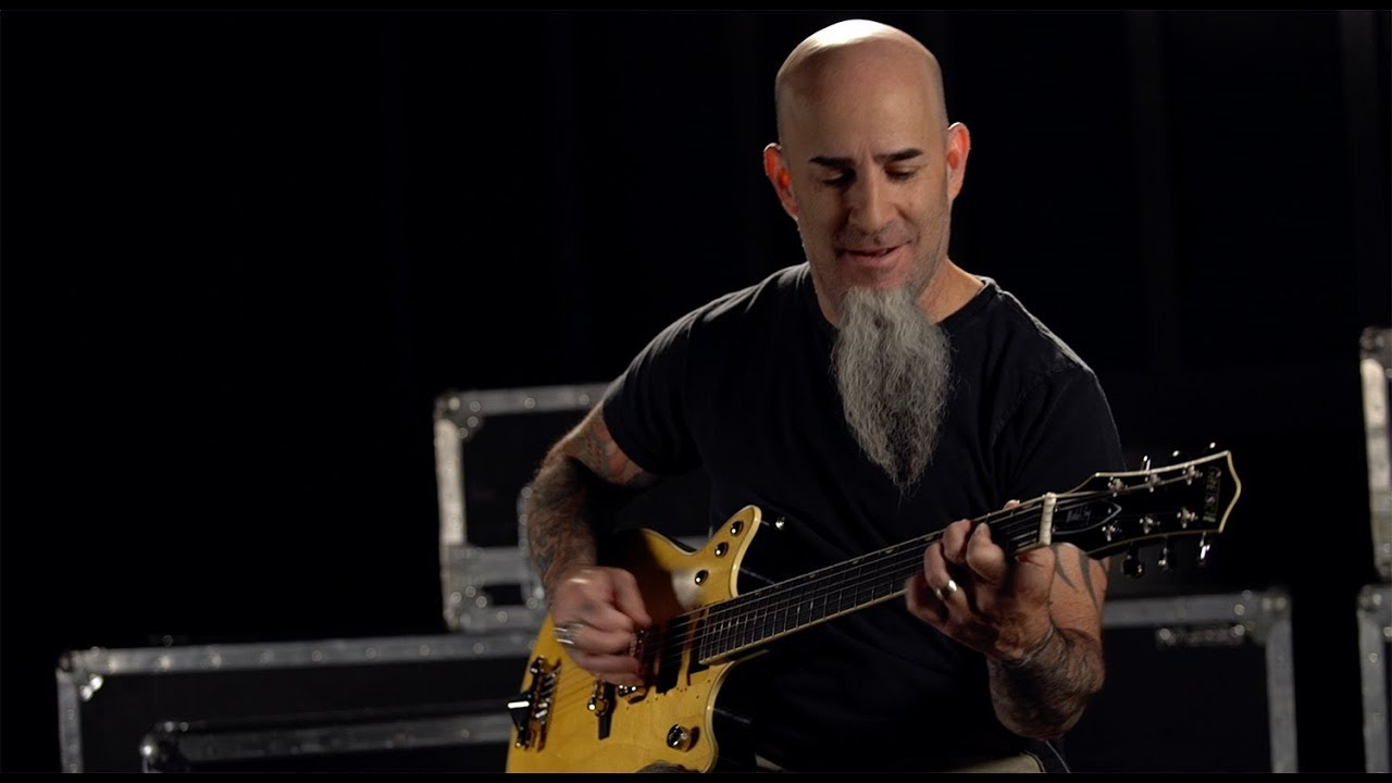"Scott Ian (Anthrax) - 「彼(Malcolm Young(AC/DC))からリズム・ギターを弾く方法を学んだ」""The Magic of Malcolm Young""映像をGretsch Guitarsが公開 thm Music info Clip"
