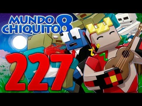 Mundo Chiquito 8 - Ep.227 - RADIO CHIQUITO DESDE MÉJJJJICO -
