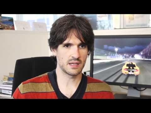 Interview Florent Castelnerac : Trackmania²
