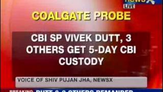 Coalgate Scam : Vivek Dutt being probed