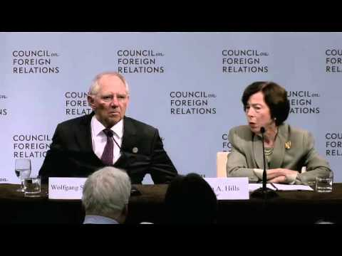 A Conversation with Wolfgang Schauble
