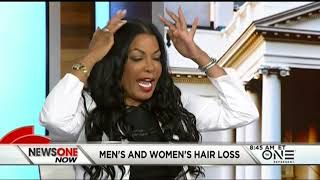 Thinning Hair? Dr. Wendy Roberts Details What Can Be Done To Help Reverse The Problem