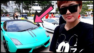 Buying a Lamborghini in Singapore (How Much?)