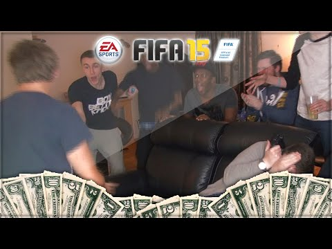 £2,000 FIFA 15 SIDEMEN FIFA TOURNAMENT | VS WROETOSHAW