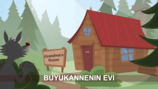 Chapter - 1 Türkçe Çeviri (Little Red Riding Hood)