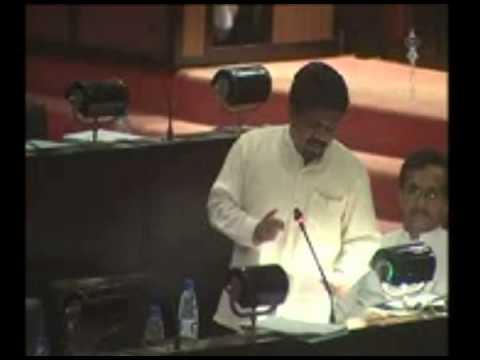 Anura Dissanayaka Parliament Speech 7/11/2014