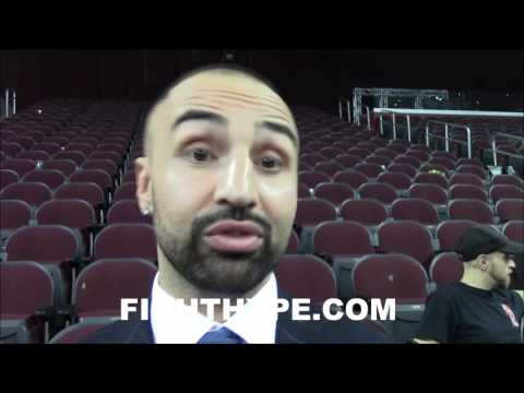 "PAULIE MALIGNAGGI ABSOLUTELY CLOWNS CONOR MCGREGOR: ""WHO DA FOOK IS HE GOING TO SCARE IN BOXING"""