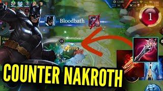 Batman MELTING Nakroth?!?! | Conqueror | Arena Of Valor / ROV / Liên Quân / 傳說對決 / 펜타스톰