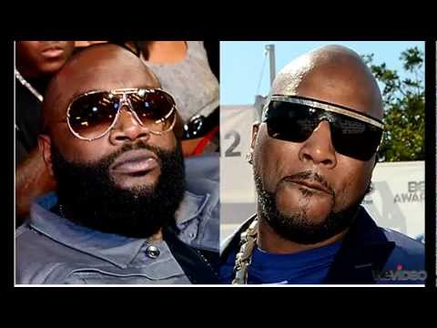 A Big Rick Ross & Young Jeezy Fight at BET Hip Hop Awards, Shots Fired and Gunplay gets Arrested
