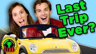 Matpat and Steph's LAST RIDE? |  Road Trip