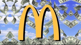 McDonald's Wants Employees To Tip For What!? | The Rubin Report  12/15/13