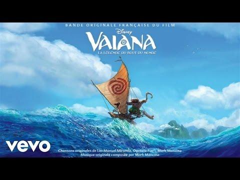 """Je suis Vaiana (Le chant des Ancêtres) (De """"Vaiana""""/Audio Only)"""