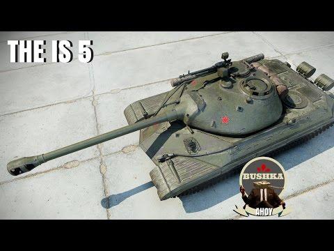The IS 5 Clan Reward Tank Rolls Full Review World of Tanks Blitz