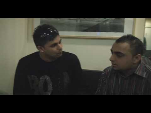 Desi-Box interviews Jaz Dhami at Nihal's Desi Live Event