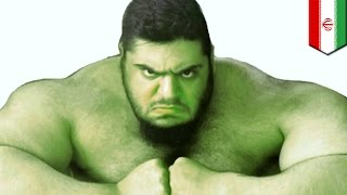Iran Hulk: powerlifter 'Hulk' from Iran heads to Syria to fight ISIS - TomoNews
