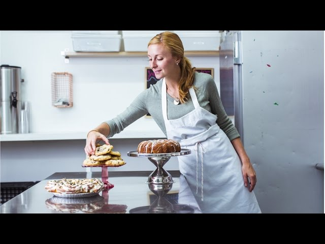 Chef Christina Tosi on Using Fall Veggies in Desserts