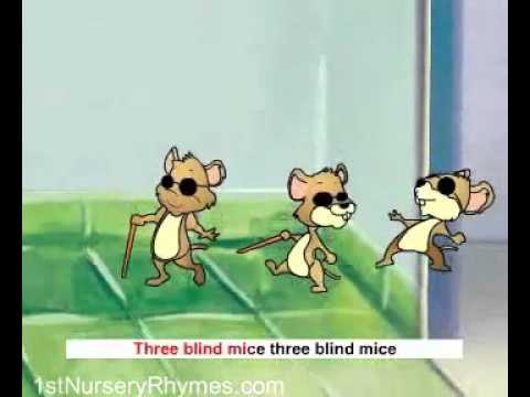 English Poems Kids Rhymes Three Blind Mice.mp4 video