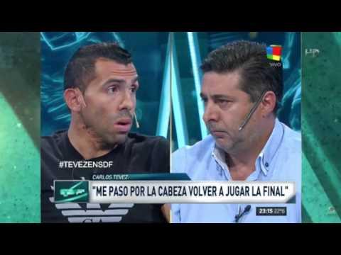 """Tevez reconoció el bochorno en Córdoba: """"Me gustaría volver a jugar la final con Central"""""""