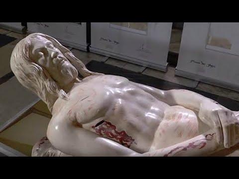 Shroud of Turin Used to Create 3D Copy of Jesus