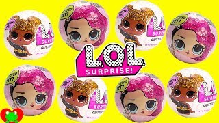 LOL Surprise Dolls Glitter Series