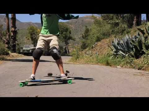 Longboarding: Grab Rabbit