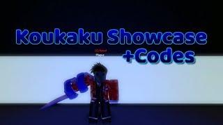 Ro-Ghoul - Koukaku Showcase & New Codes ! (Roblox)