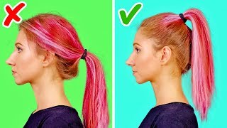 14 HAIRSTYLE HACKS YOU MUST KNOW