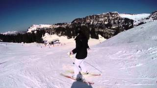Flaine March 2015 2
