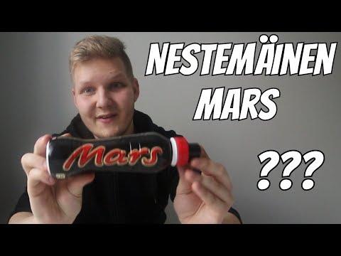 NESTEMÄINEN?? Mars suklaapatukka