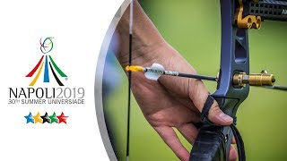 Live: Recurve team finals | Napoli 2019 Universiade