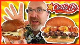 Carl's Jr. Tex Mex Bacon Thickburger Borderball Commercial 2015