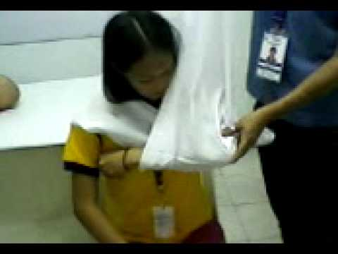 First Aid Bandaging Techniques http://www.revolutionmyspace.com/videos-1/arm_sling