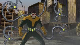 Marvel's Ultimate Spider-Man Featurette
