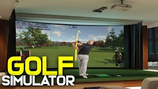 ✅ 10 Best Golf Simulators 2019