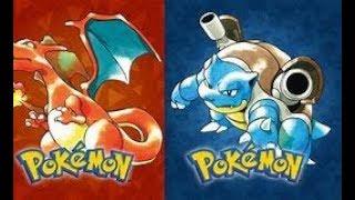 Pokemon Red and Blue Cagelocke vs TatertheKingdra 94 Pt. 1: Prepare For Battle!