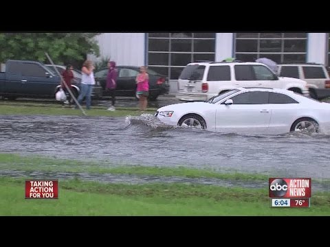 South Tampa flooding