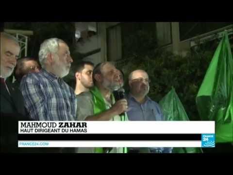 Israël-Gaza : le Hamas revendique la victoire après l'annonce du cessez-le-feu durable