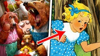 The Messed Up Origins of Goldilocks and the Three Bears | Fables Explained - Jon Solo