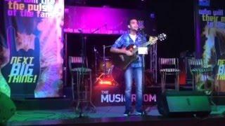 Tere deewani- kailasa at MTV NBT2015- Dubai