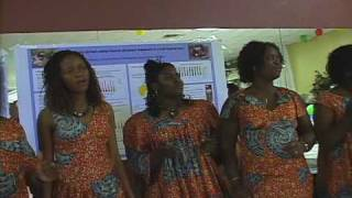Cameroon Dance, MECUDA USA  2009 Clip ONE