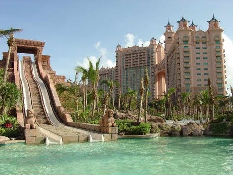 Bahamas Atlantis All Inclusive Hotel - A Video Tour!