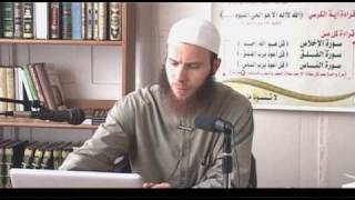 Video: From Youth Christian Minister to Islam - Joshua Evans 2/3