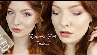 Romantic Pink: Easy Revealed 2 Palette Look