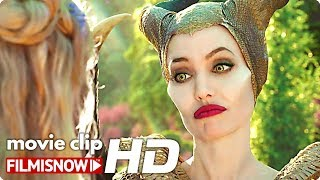 MALEFICENT 2: MISTRESS OF EVIL (2019) 3 NEW Clips | Disney Movie