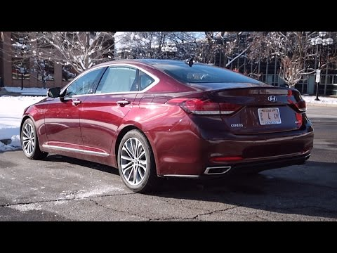 4 Things We Hate About the 2016 Hyundai Genesis!