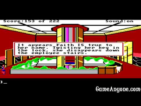 Off The Shelf (LP): Leisure Suit Larry 1 [PC][HD] - Part 6: No!! Come Back!