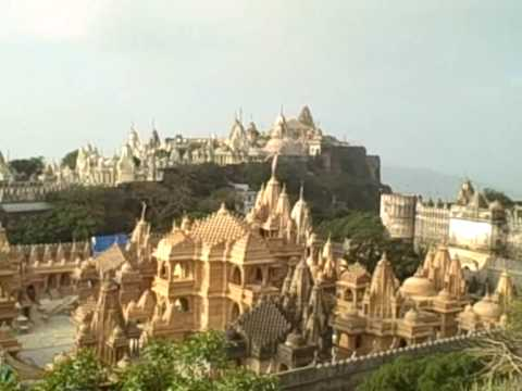 Gujarat, India - The Temples at Palitana