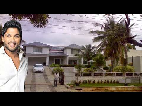 Allu Arjun Luxury Life | Net Worth | Salary | Business | Cars | House |Marriage Family | Biography