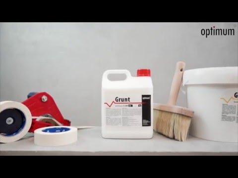 Beton OPTIMUM - film instruktazowy. Naturalny, mineralny jednowarstwowy tynk dekoracyjny