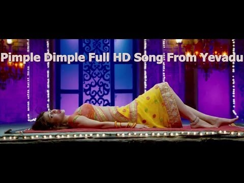 Pimple DimpleFull HD Song From Yevadu || Ram Charan Allu Arjun...